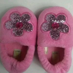 Copelli Girls House Shoes Pink Size S/4